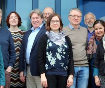 Coreplan participants met for the first time in Tromsø in April.